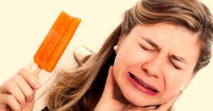 Болит зуб на холодное