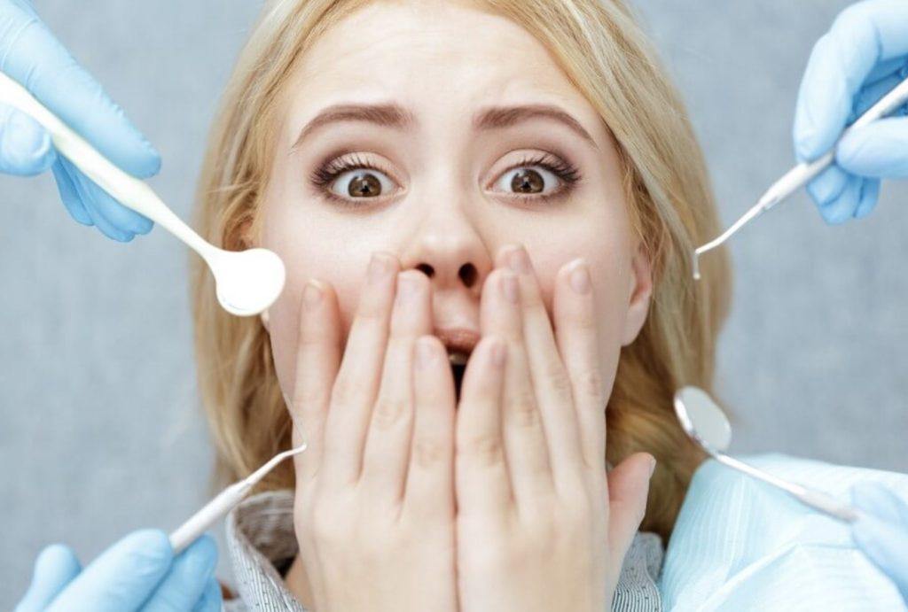 Почему мы боимся стоматологов